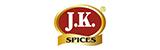 J.K. Spices logo